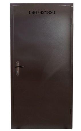 Двері металеві від виробника