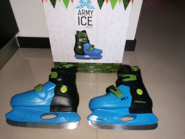Łyżwy Army Ice Skate rozmiar S 33-36 Martes Sport