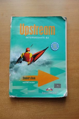 Upstream, Intermediate B2, język angielski, Express Publishing + płyta