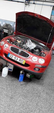 Rover 25 TD Para Peças