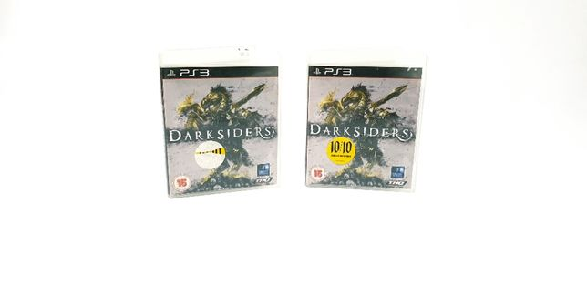 Gra na PS3 Darksiders