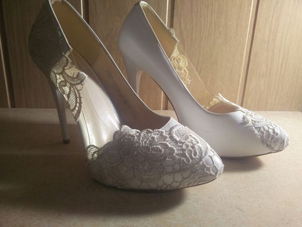 Туфли нарядные (свадебные)