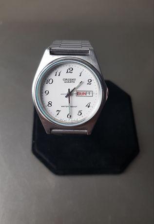 Zegarek ORIENT Classic jeden z pierwszych w wersji quartz