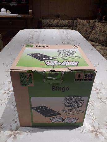 Gra Logiczna Planszowa Bingo kompletna