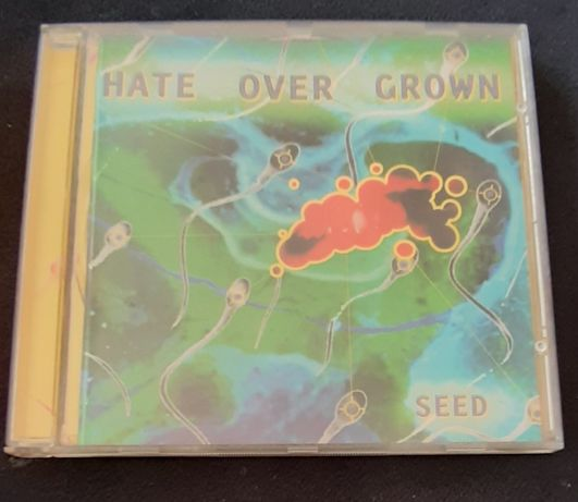 "Vendo cd Hate Over Grown ""Seed"""