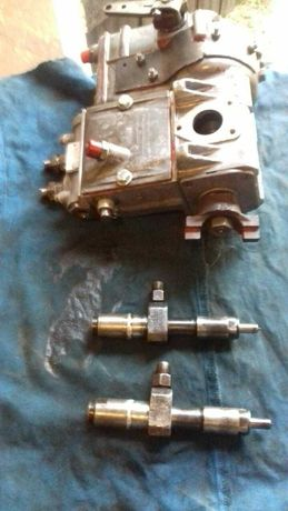 IFA pompa wtryskiwaczy plus wtryskiwacze