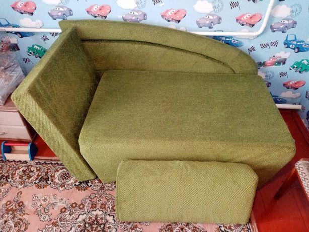 Детский раскладной диван. Кровать детская