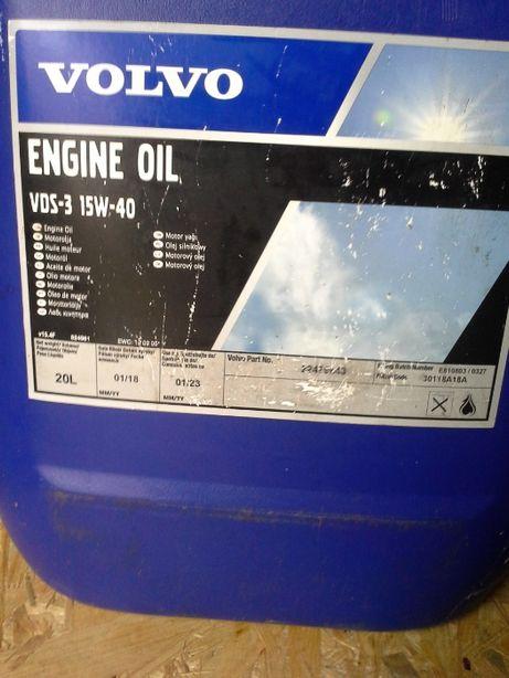 Olej Silnikowy 15W40