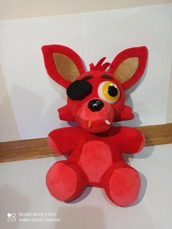 М'яка іграшка Фоксі (Foxy) герой мультфільму П'ять ночей з Фредді (Fiv