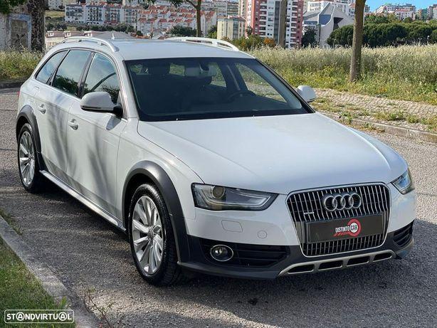 Audi A4 Allroad 2.0 TDi quattro Exclusive S tronic