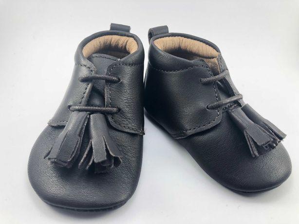 Sapatos Balancê Louis Azul