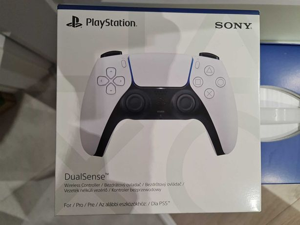 Kontroler pad SONY DUALSENSE Pad PlayStation 5 PS5 nowy zaplombowany