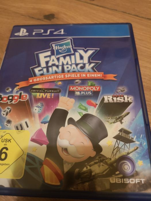family fun pack ps 4 Warszawa - image 1