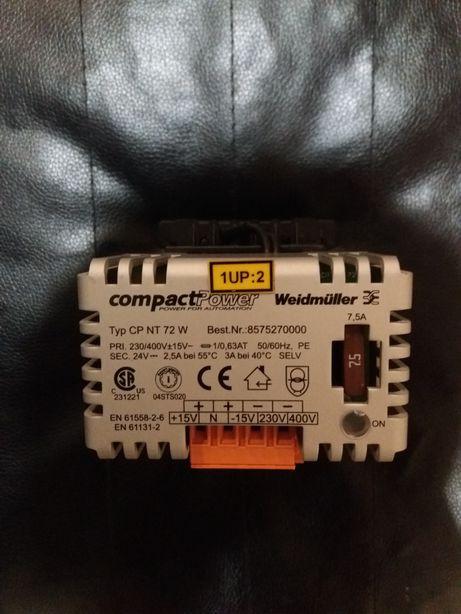 Преобразователь питания CP NT 72W Weidmuller