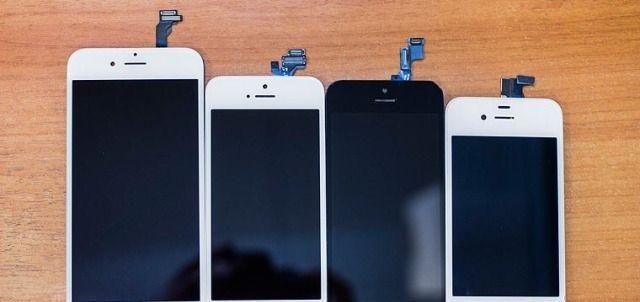 Дисплейный модуль Iphone 5 (s,c,se) Iphone 6 (s+) Iphone 7 (+) ремонт