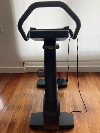 Bicicleta estática Thechnogym