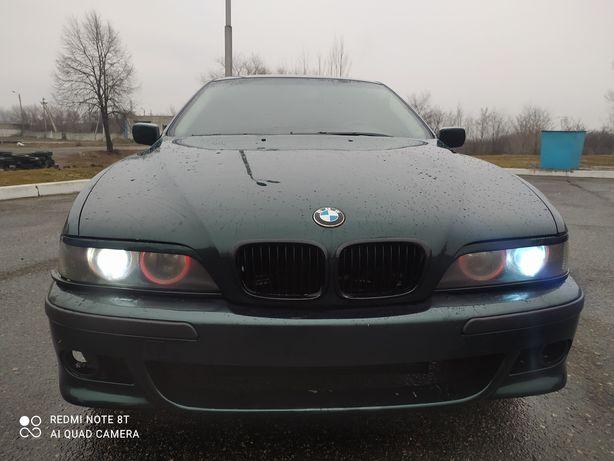 Продам  BMW 5 gaz/benz
