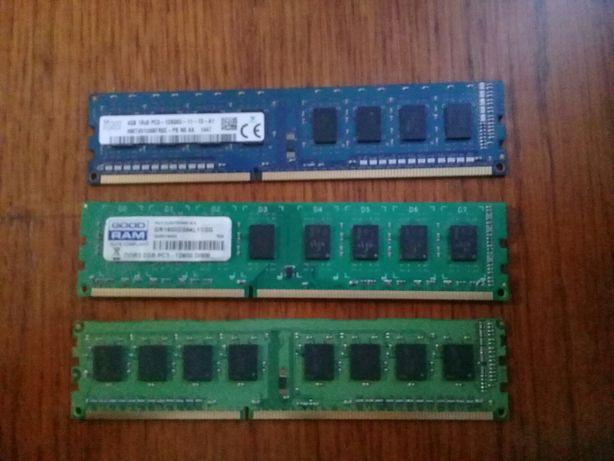 Оперативная память DDR 3 1600 /4gbx2/2gb
