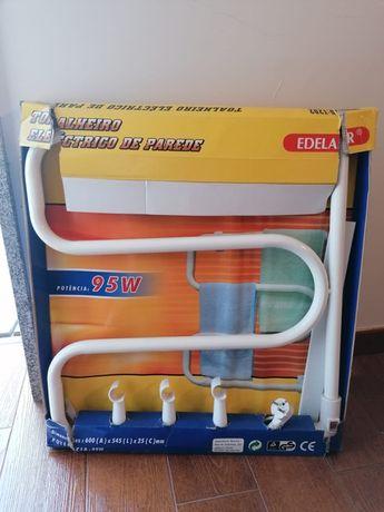 Toalheiro elétrico de parede EDELAR 95W