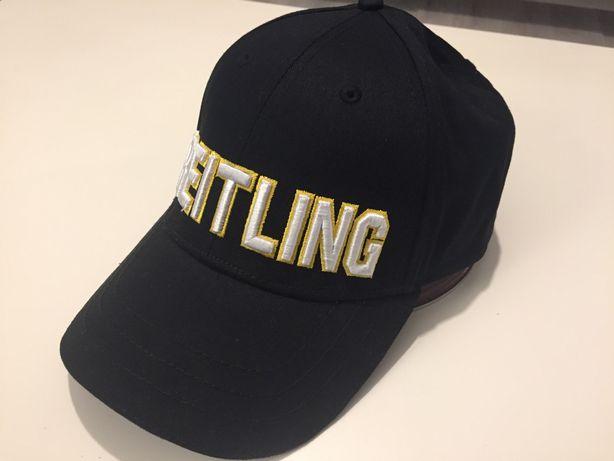 Oryginalna czapeczka BREITLING!!! Nowa!!!