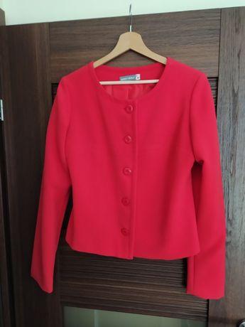 Żakiet czerwony, używany, rozmiar 40, GreyWolf