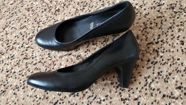 Туфли кожаные женские 5th avenue, 39р/25см.