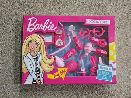 Barbie mały lekarz doktor