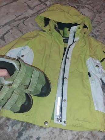 Куртка Кросовки натуральная замша 33 размер