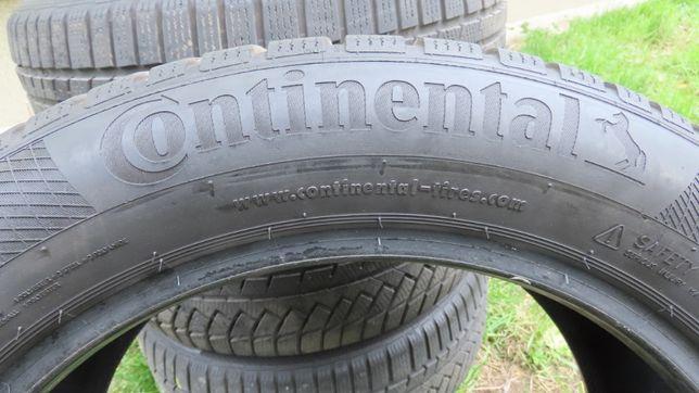Opony zimowe Continental WinterContact TS850P 215/55R17