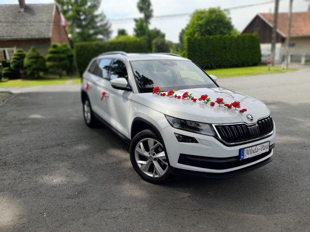 Auto na ślub/wesele - wynajem Skoda Kodiaq