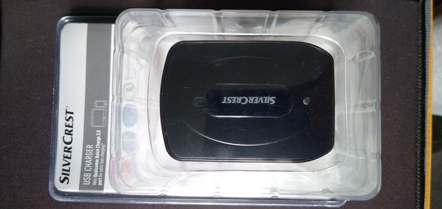 Ładowarka USB 3-W-1