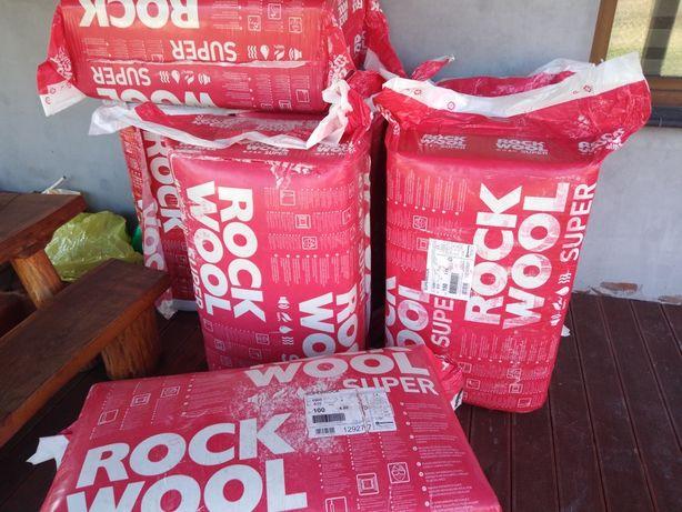 Wełna Rockwoll superrock