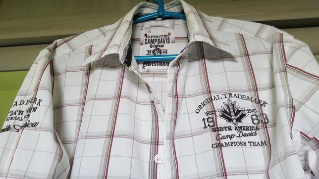 Oryginalna Koszula CAMP DAVID rozm. M