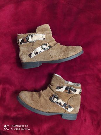 Botki Next rozmiar 31 wkładka 20 cm unikatowe 13 UK buciki buty wiosna