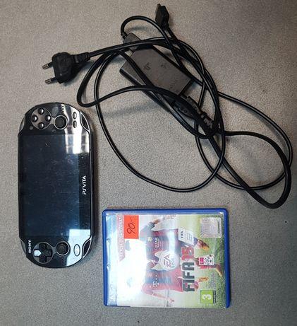 Konsola Sony Ps Vita + gratis.
