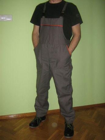 Ubranie spodnie robocze SPAWACZ 100% bawełny