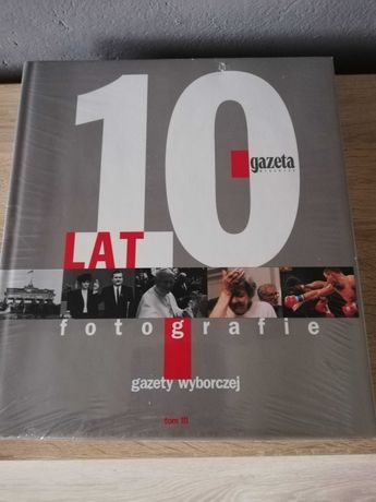 Album 10 lat gazety wyborczej