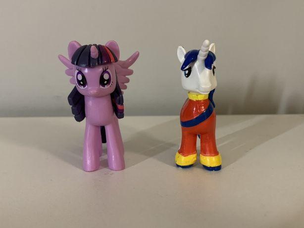 MLP My Little Pony - 2 figurki koników