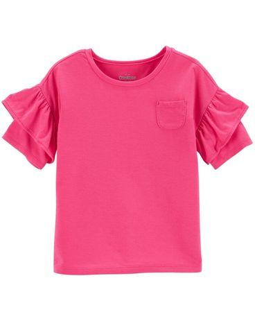 Блуза с рюшами OshKoshB'gosh