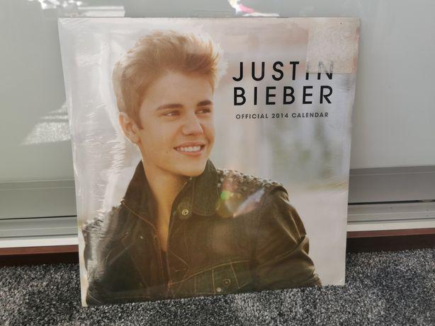 Kolekcjonerski kalendarz Justin Bieber