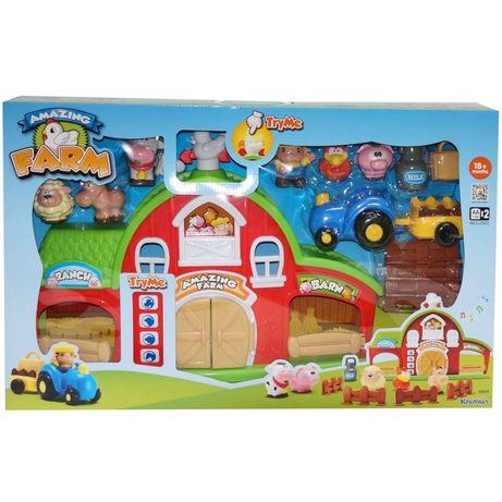 Продам игровой набор Keenway Удивительная ферма