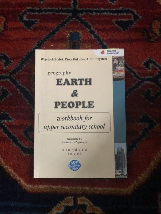 Earth and people - zeszyt ćwiczeń dla klas dwujęzycznych LO Poznań - image 1