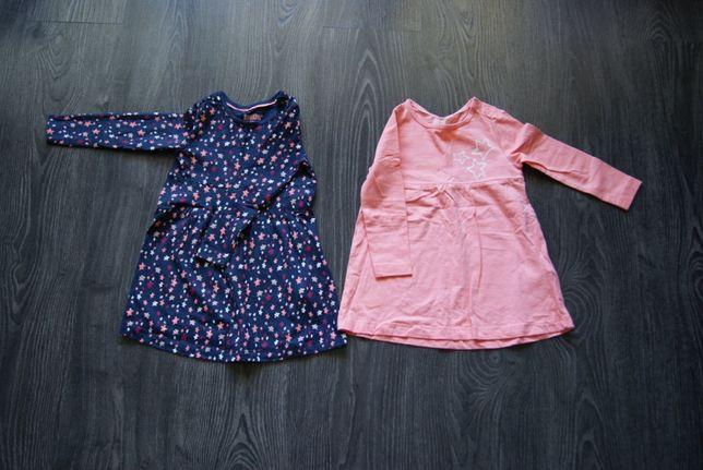 Sprzedam sukienki dziewczęce rozmiar 86-92