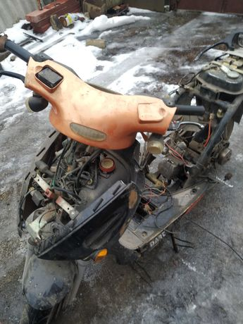 Запчасти на скутер разбор