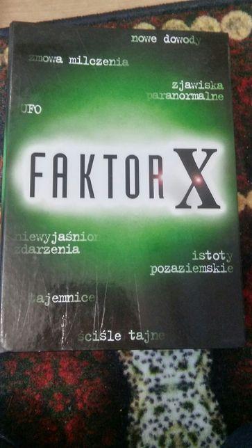 Factor X magazyn zjawiska paranormalne lata 90, -50%