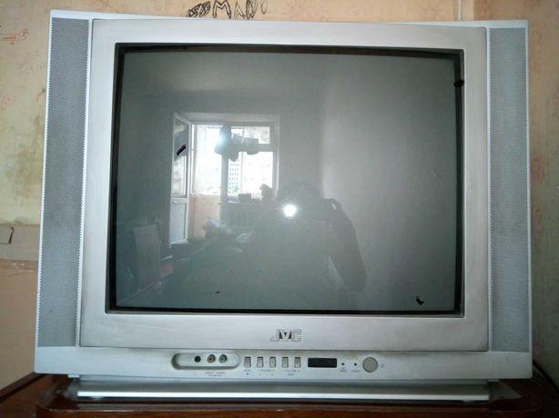 Телевизор цветной jvc для дачи
