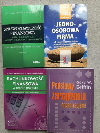 Książki finansowe