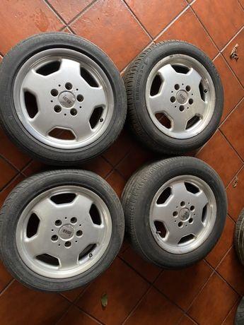 "Jantes 15"" 5x112 ""AMG"" monoblock 190 w201 Mercedes classe A w124 vito"