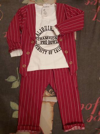Набор 3-ка костюм на мальчика