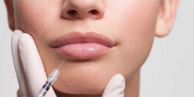 Курси контурної пластики, навчання збільшенню губ для медиків.Практика